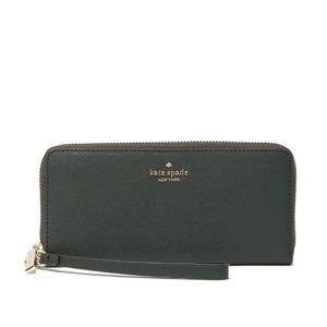 Kate Spade Connie Slim Continental Leather Wallet